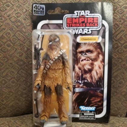 Star Wars 40th Anniversary Chewbacca