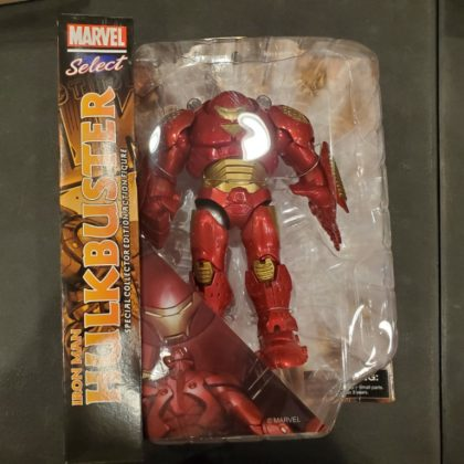Marvel Select Hulkbuster