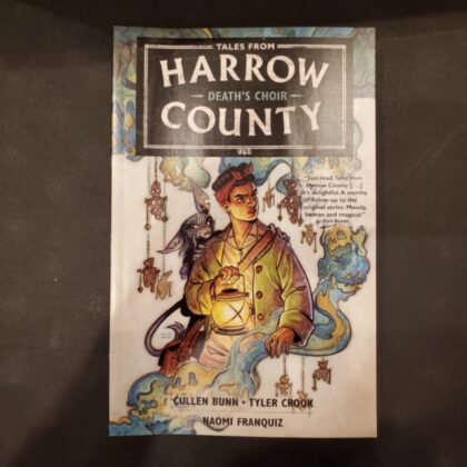 Tales From Harrow County Deaths Choir
