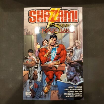 Shazam And Yhe Seven Magic Lands