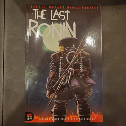 TMNT The Last Ronin Issue 1 2nd Printing