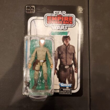 Kenner Star Wars Empire Strikes Back 40th Luke Skywalker Bespin