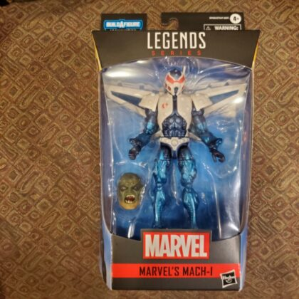 Marvel Legends Marvel's Mach 1