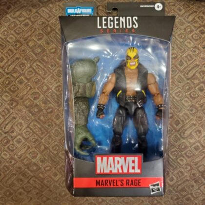 Marvel Legends Marvel's Rage