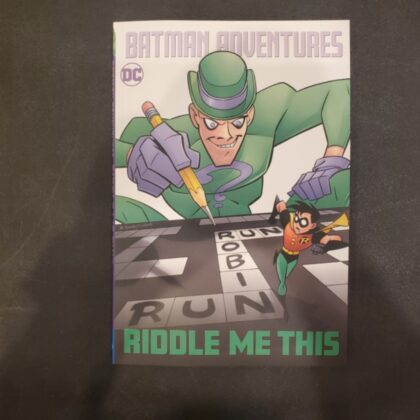 Batman Adventures Riddle Me This