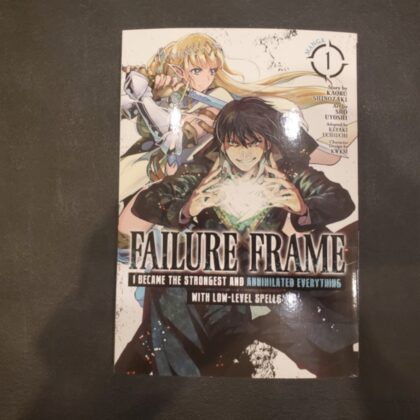 Failure Frame Vol 1